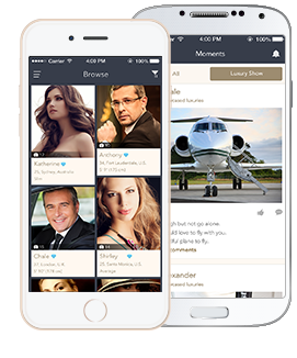 #1Millionaire Dating App For Single Millionaires & Attractive people.